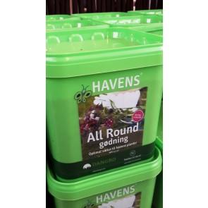 Hurtigtvirkende All Round gødning til hele haven 5 kg