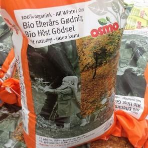 Organisk efterårsgødning til græsplæner, OSMO BIO 10 kg