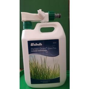 Flydende græsgødning, Hurtigtvirkende 2½ ltr