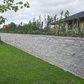 BB-Mur 15,0 Normalsten Grå