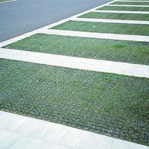 Ecoblock græsarmering, S50 (29,26 m2) til tung trafik