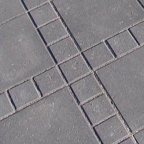 Kopsten Standard - Grå  - 10 x 10 x 8 cm.
