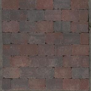 Herregård sten - Colourmix  - 14 x 21 x 7 cm.