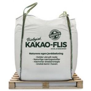 Kakao-Flis ® - Komprimeret Superballe - 1 m³