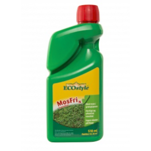 Mosfri fra Ecostyle - 510 ml koncentrat
