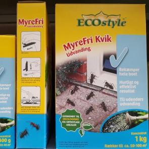 MyreFri Kvik pulver 1 kg - ECOstyle