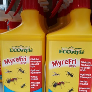 MyreFri 250 ml spray ECOstyle