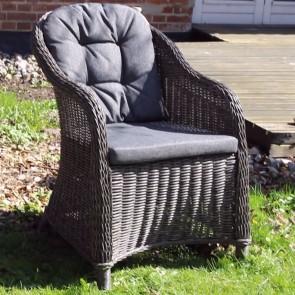 Sofia lænestol med hynde  (200000) - Sælges kun i sæt af 2 stk.