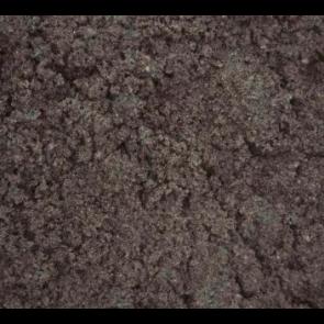 Stenmel. (Hyporit sort 0/4)  1 ton i Storsæk.  LEVERING  PÅ SJÆLLAND