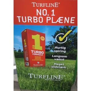 Turfline nr. 1. TURBO Plæne 1 kg.